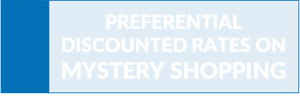 Guild Offer Discounted Mystery Shopping Services