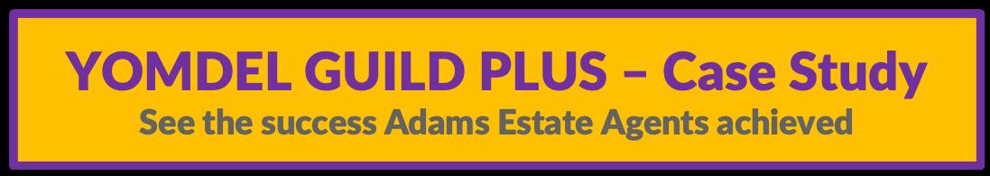 Adams Estate Agents Case Study