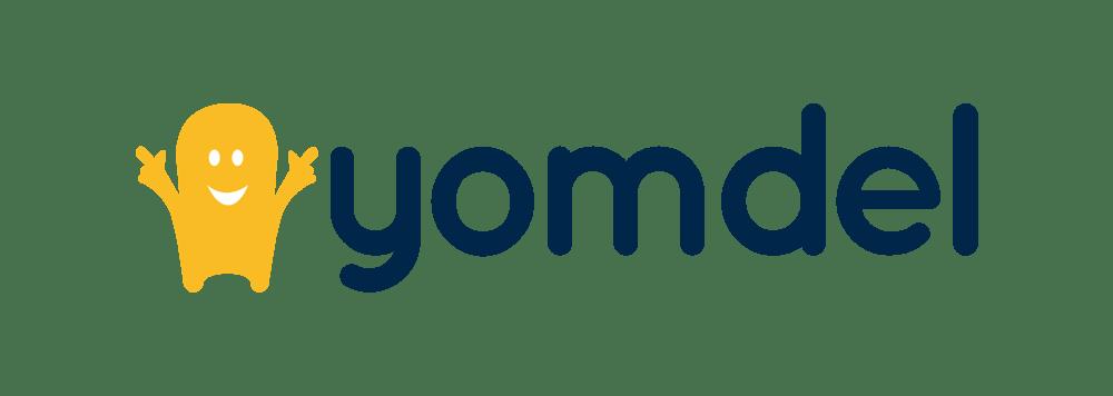 Yomdel NEW Blue Logo